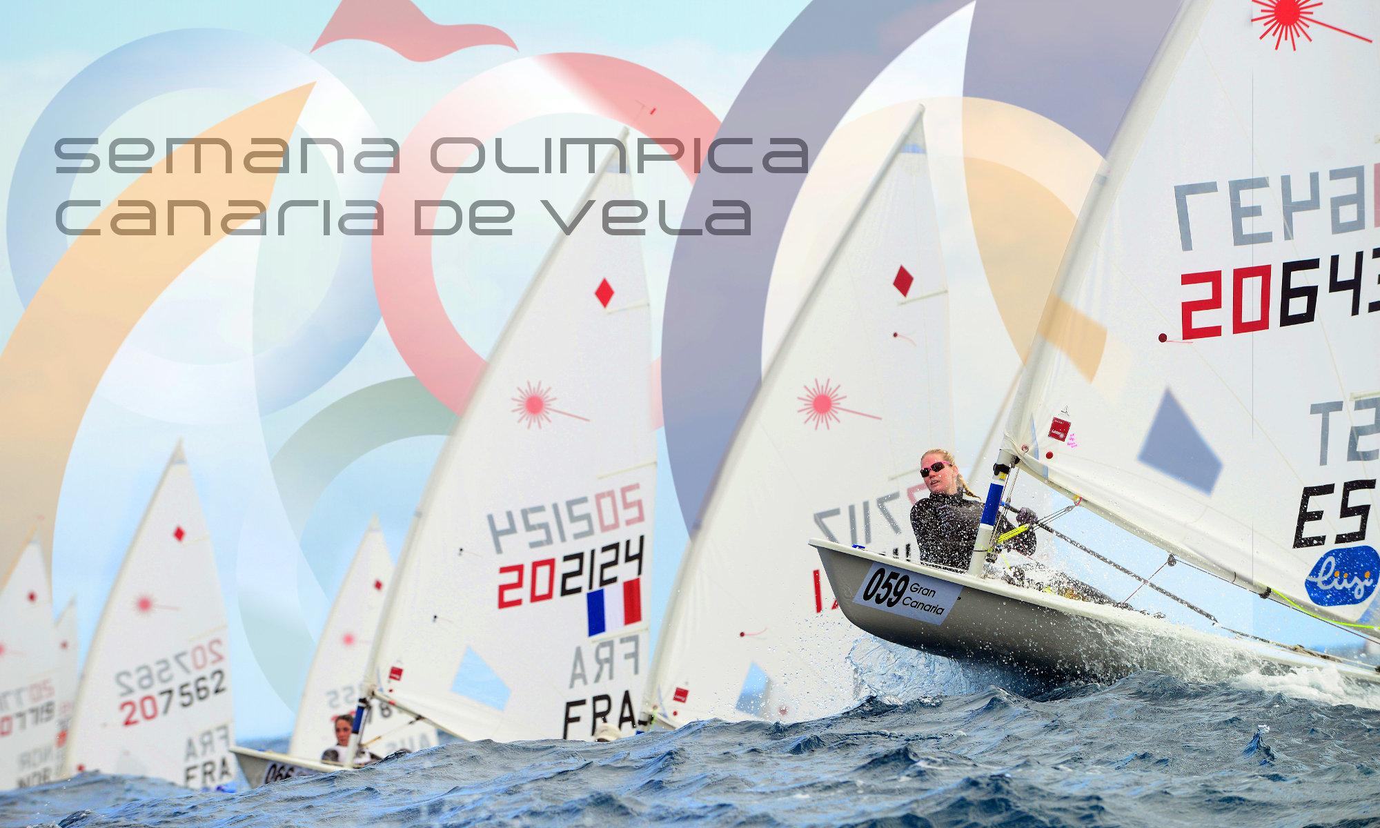 Semana Olímpica Canaria de Vela